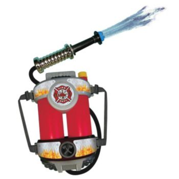 Super Soaking Fire Hose With Backpack