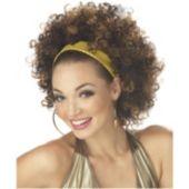 Disco Diva Afro Wig
