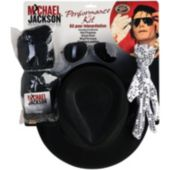 Michael Jackson Adult Accessory Kit