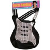 80's Rock Guitar Handbag