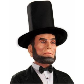 Abraham Lincoln Latex Adult Mask