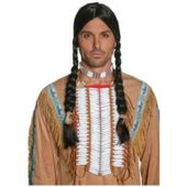 Western Authentic Beaded Breastplate