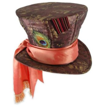 Alice In Wonderland Movie - Mad Hatter Hat Child Size