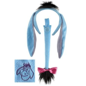 Winnie The Pooh - Eeyore Accessory Kit (Child)
