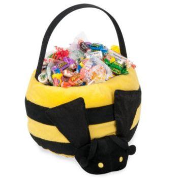 Bumblebee Plush Basket