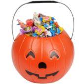 "Pumpkin 8"" Treat Bucket"