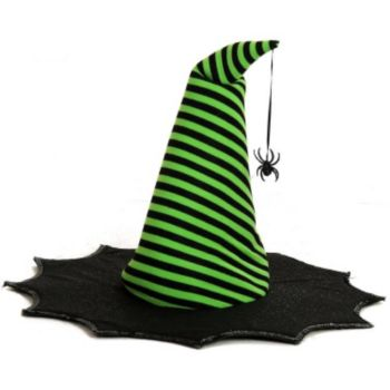 Spiderina Witch Child Hat