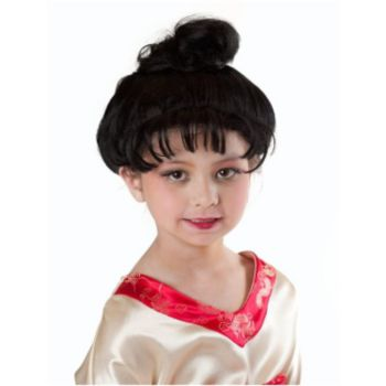 Geisha Girl Children's Wig