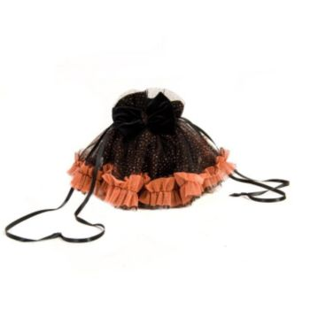 Black And Orange Treat Bag