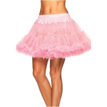 Pink Layered Tulle Petticoat