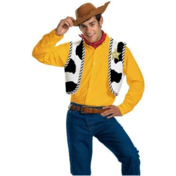 Disney Toy Story - Adult Woody Accessory Kit