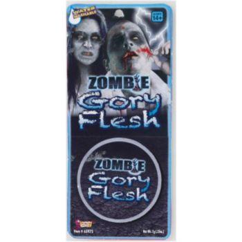 Zombie Gory Flesh Makeup