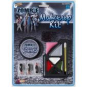 Zombie Face Paint Kit