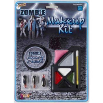 Zombie Face Paint Kit