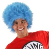 Dr. Seuss the Cat In the Hat - Thing Wig