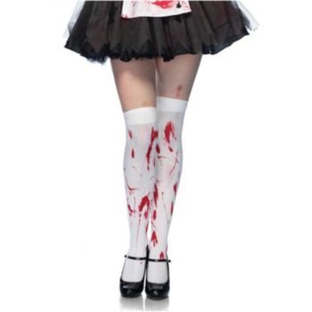 Bloody Zombie  Adult Thigh Highs