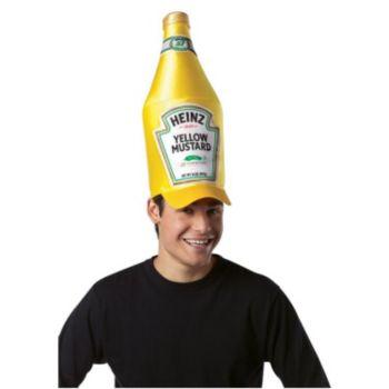 Heinz Classic Mustard Bottle Hat