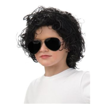 Michael Jackson Curly Child Wig