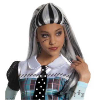 Monster High - Frankie Stein Child Wig