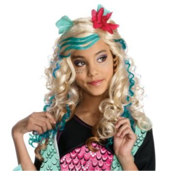 Monster High - Lagoona Blue Child Wig
