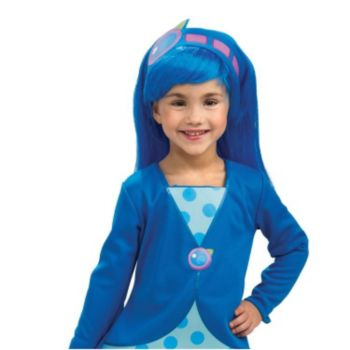 Strawberry Shortcake - Blueberry Muffin Wig (Child)