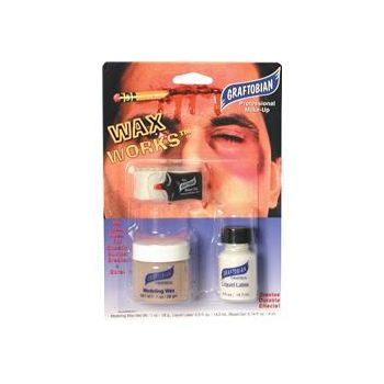 Wax Works - Latex and Wax Kit