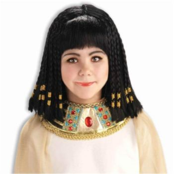 Queen Of The Nile Child Wig
