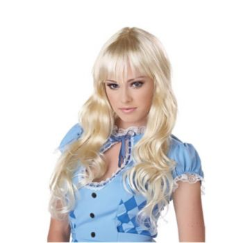 Coquette Blonde  Adult Wig