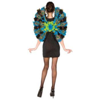 Peacock Wings