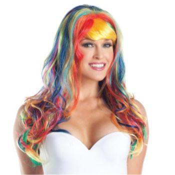Rainbow Brights Wig