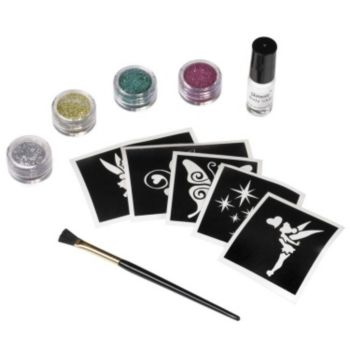 Disney Fairies Glitter Tattoo Kit