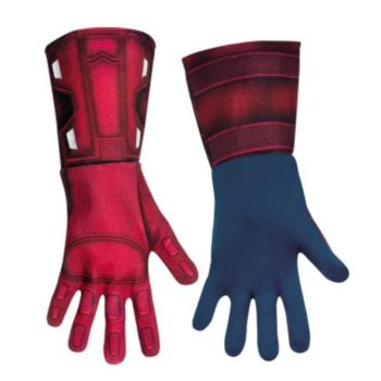 The Avengers Captain America Deluxe Adult Gloves