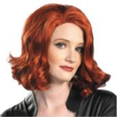 the Avengers Black Widow Adult Wig