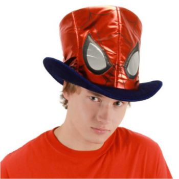 Spider-Man Adult Hat
