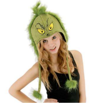 Dr. Seuss Grinch Hat