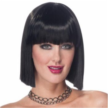 Vibe (Black) Adult Wig