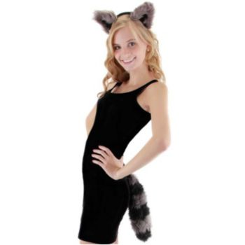 Raccoon Child Accessory Kit