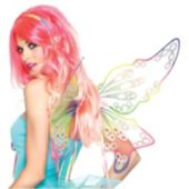 Fantasy Rainbow Adult Fairy Wings