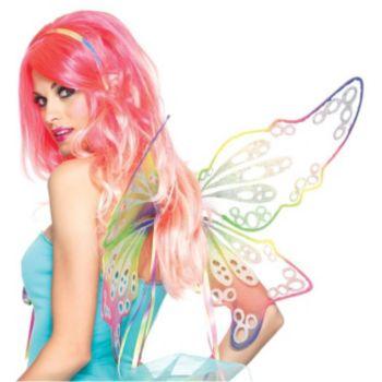 Fantasy Rainbow Adult Fairy Wings