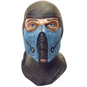Mortal Kombat Sub-Zero Adult Mask