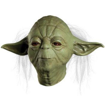 Star Wars Yoda  Overhead Latex Mask