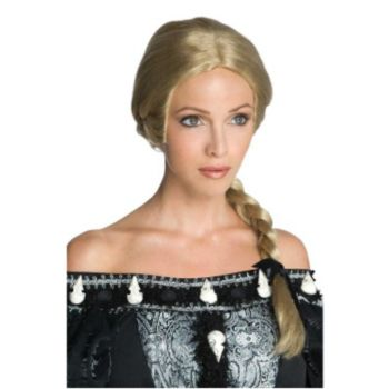 Snow White & The Huntsman Queen Ravenna Wig