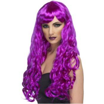 Violet Vixen Wig