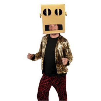 Lmfao Shuffle Bot Adult Headpiece