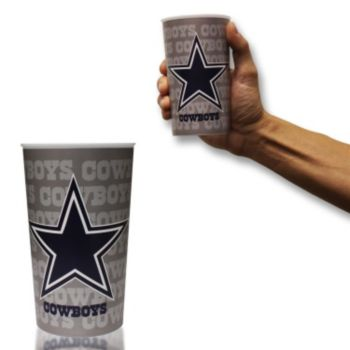 Dallas Cowboys  22 oz Cups