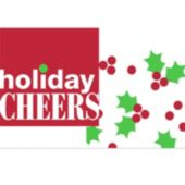 Holiday Cheers Beverage Napkins - 16 Pack