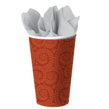 Thanksgiving Harvest  16 oz Cups