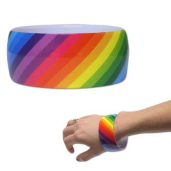 Rainbow Bangle Bracelets