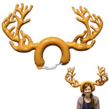 Inflatable Reindeer Antlers