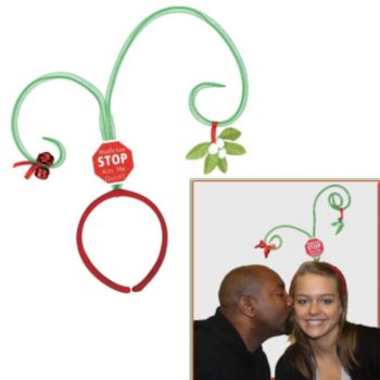 Mistletoe Headbopper